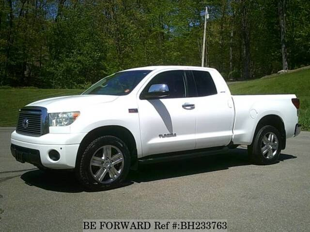 Used 2010 TOYOTA TUNDRA BH233763 for Sale
