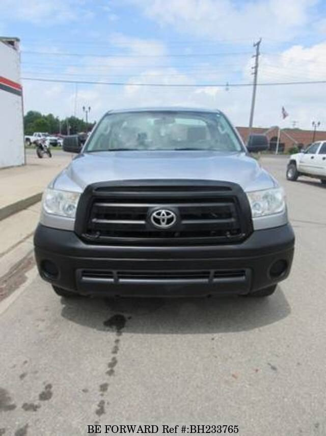 Used 2012 TOYOTA TUNDRA BH233765 for Sale