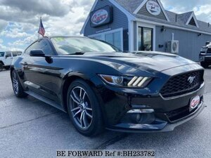Used 2017 FORD MUSTANG BH233782 for Sale