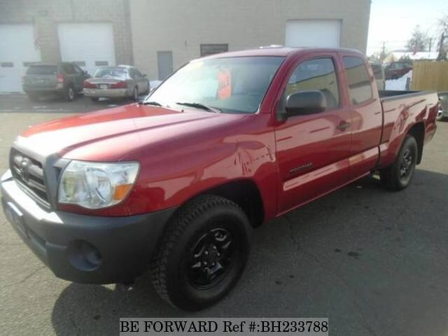 Used 2006 TOYOTA TACOMA BH233788 for Sale
