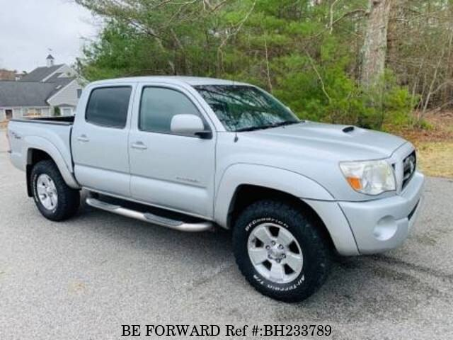 Used 2006 TOYOTA TACOMA BH233789 for Sale