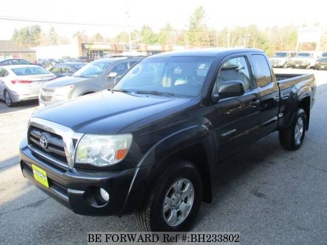 Used 2006 TOYOTA TACOMA BH233802 for Sale