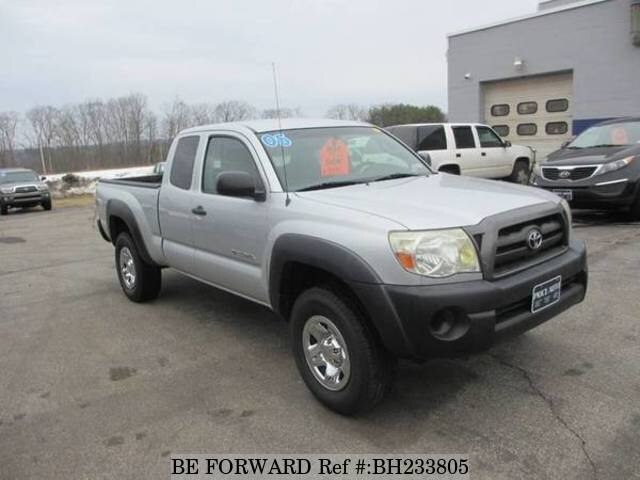 Used 2005 TOYOTA TACOMA BH233805 for Sale