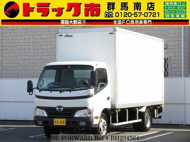 Used 2010 HINO DUTRO BH234564 for Sale