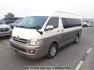 Used 2008 TOYOTA HIACE COMMUTER BH234754 for Sale