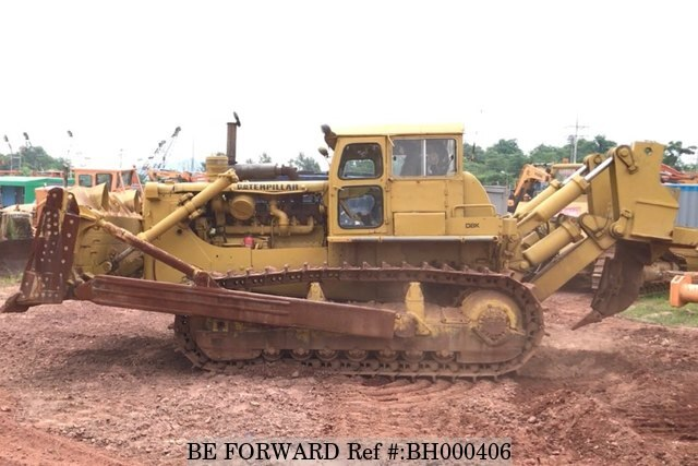 Used 1970 CATERPILLAR D8K BH000406 for Sale