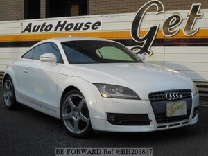 Used 2008 AUDI TT BH203837 for Sale