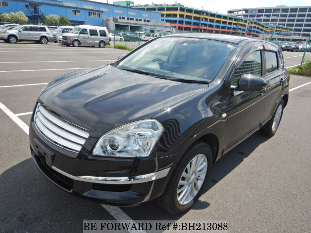 Used 2008 NISSAN DUALIS BH213088 for Sale