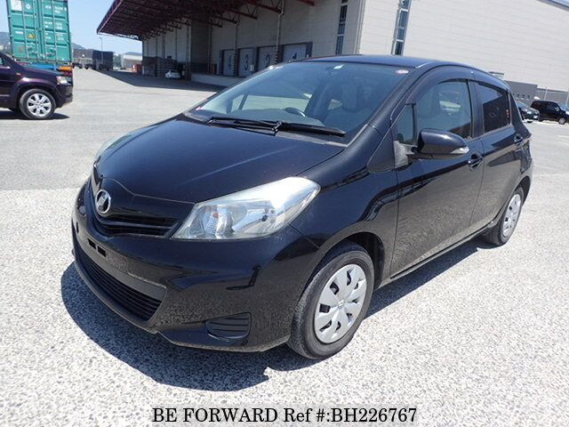 Used 2013 TOYOTA VITZ BH226767 for Sale