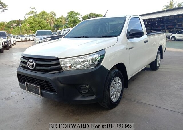 Used 2017 TOYOTA HILUX BH226924 for Sale