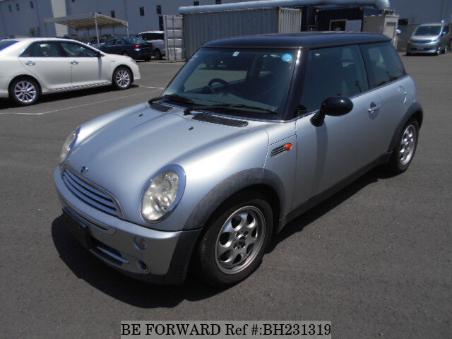 Used 2005 BMW MINI BH231319 for Sale