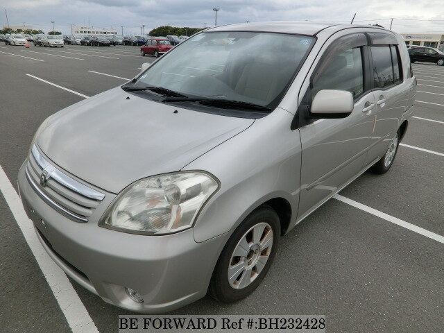 Used 2005 TOYOTA RAUM BH232428 for Sale