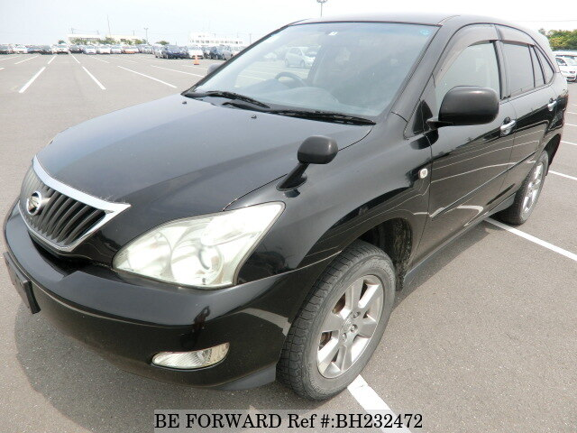 Used 2007 TOYOTA HARRIER BH232472 for Sale
