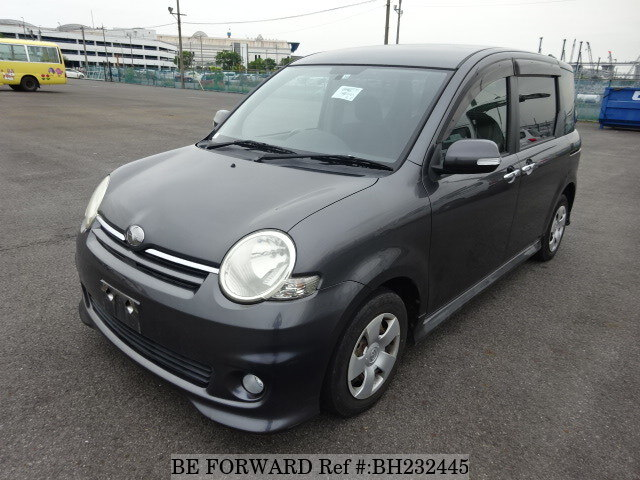 Used 2006 TOYOTA SIENTA BH232445 for Sale