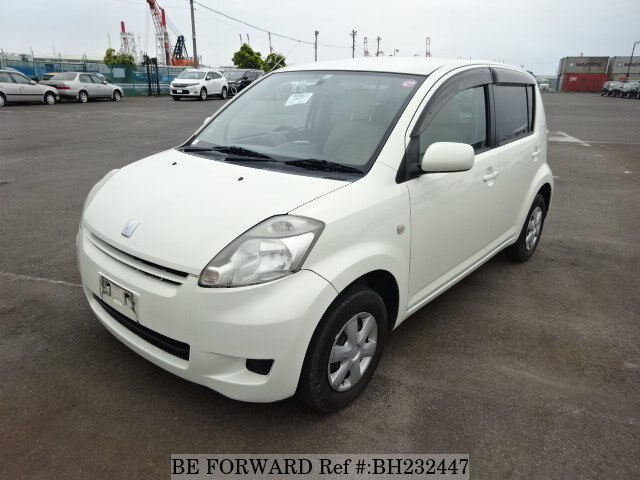 Used 2010 TOYOTA PASSO BH232447 for Sale