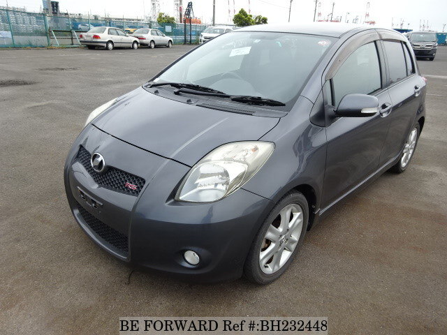Used 2007 TOYOTA VITZ BH232448 for Sale