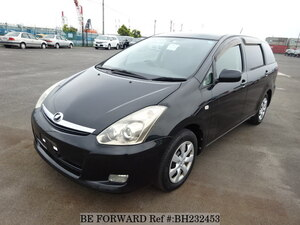 Used 2005 TOYOTA WISH BH232453 for Sale