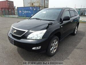 Used 2007 TOYOTA HARRIER BH232460 for Sale