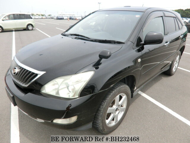 Used 2007 TOYOTA HARRIER BH232468 for Sale