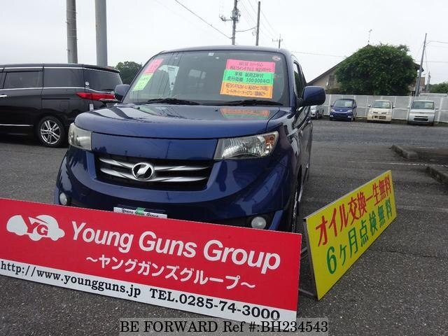 Used 2007 TOYOTA BB BH234543 for Sale