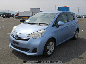 Used 2011 TOYOTA RACTIS BH233829 for Sale