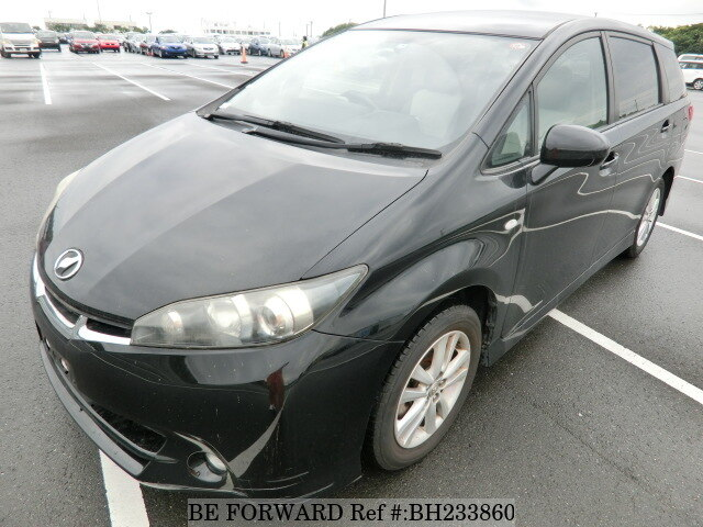 Used 2009 TOYOTA WISH BH233860 for Sale