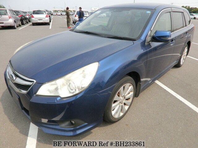 Used 2011 SUBARU LEGACY TOURING WAGON BH233861 for Sale