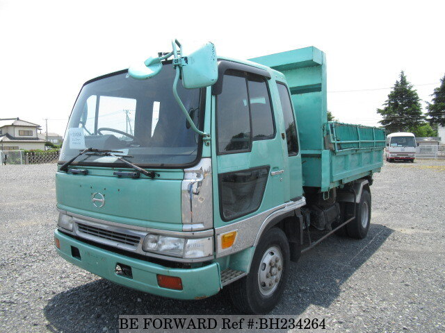 Used 1991 HINO RANGER BH234264 for Sale