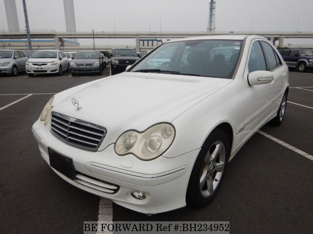 Used 2005 MERCEDES-BENZ C-CLASS BH234952 for Sale