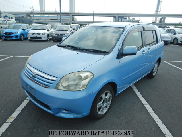 Used 2004 TOYOTA RAUM BH234953 for Sale