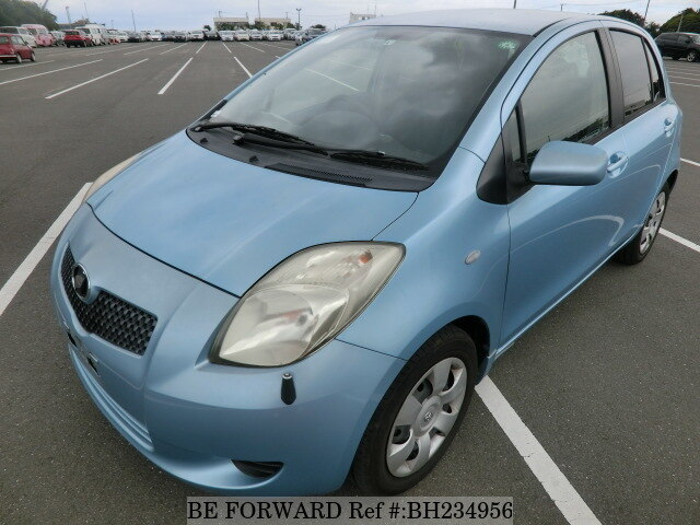 Used 2005 TOYOTA VITZ BH234956 for Sale