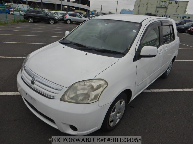 Used 2005 TOYOTA RAUM BH234958 for Sale