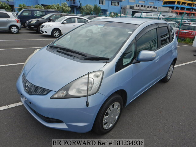Used 2009 HONDA FIT BH234936 for Sale