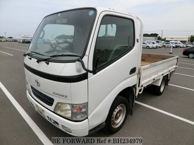 Used 2002 TOYOTA TOYOACE BH234979 for Sale