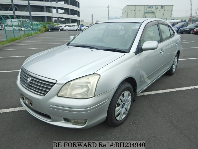 Used 2003 TOYOTA PREMIO BH234940 for Sale
