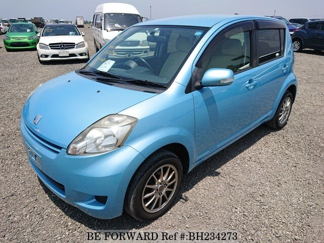 Used 2007 TOYOTA PASSO BH234273 for Sale
