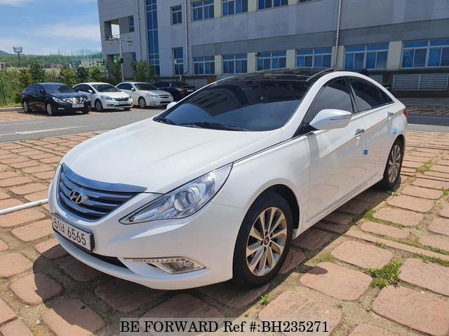 Used 2013 HYUNDAI SONATA BH235271 for Sale