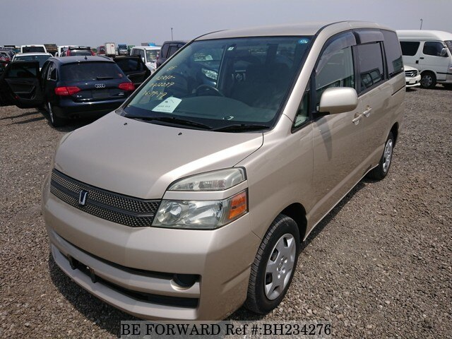 Used 2005 TOYOTA VOXY BH234276 for Sale