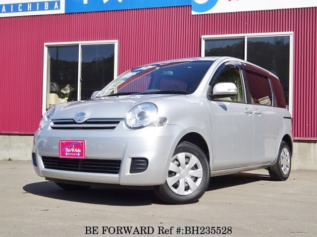 Used 2014 TOYOTA SIENTA BH235528 for Sale
