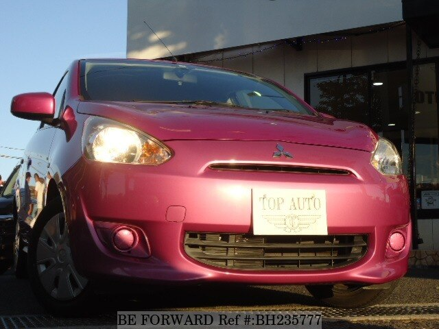Used 2013 MITSUBISHI MIRAGE BH235777 for Sale