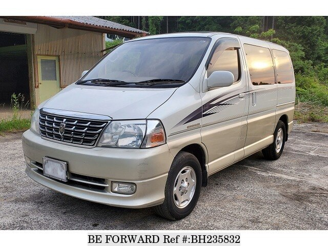 Used 2001 TOYOTA GRAND HIACE BH235832 for Sale