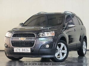 Used 2012 CHEVROLET CAPTIVA BH235882 for Sale