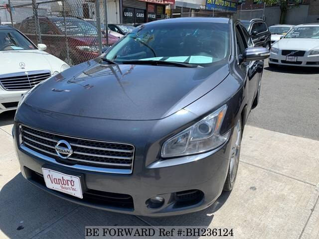 Used 2010 NISSAN MAXIMA BH236124 for Sale