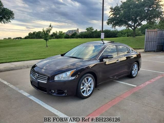 Used 2010 NISSAN MAXIMA BH236126 for Sale