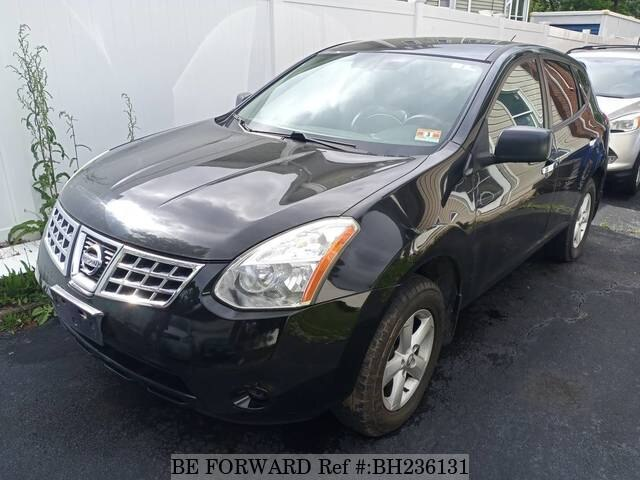 Used 2010 NISSAN ROGUE BH236131 for Sale