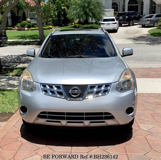 Used 2011 NISSAN ROGUE BH236142 for Sale