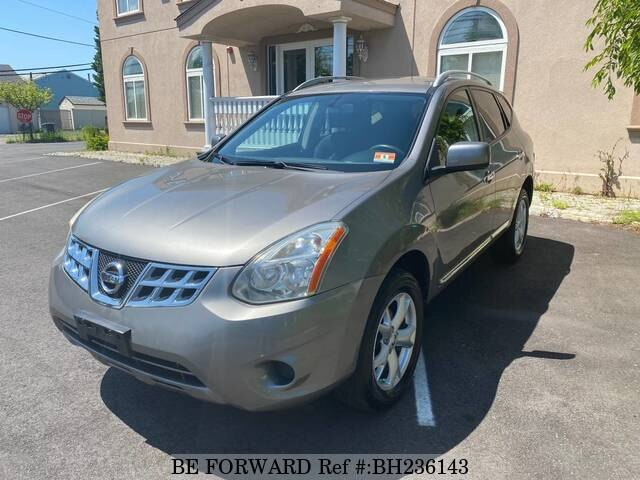 Used 2011 NISSAN ROGUE BH236143 for Sale