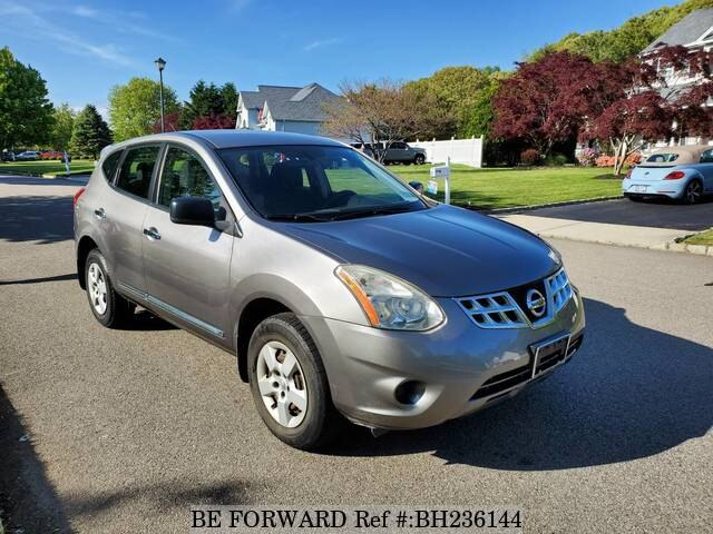 Used 2011 NISSAN ROGUE BH236144 for Sale