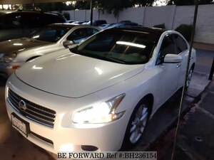 Used 2011 NISSAN MAXIMA BH236154 for Sale