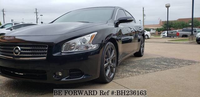 Used 2014 NISSAN MAXIMA BH236163 for Sale